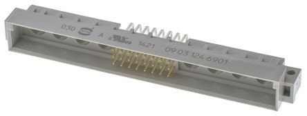 Harting 24 + 8 Way 2.54mm Pitch, Type