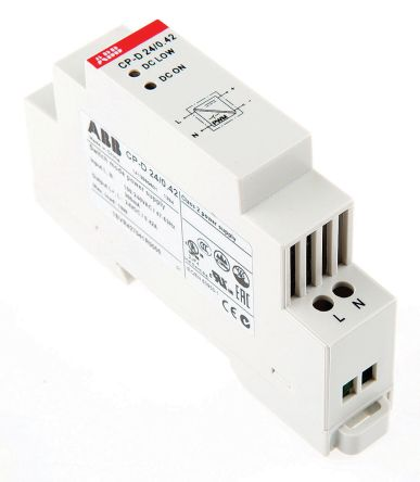 DIN Rail Power Supplies | RS Components