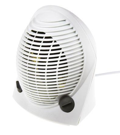 2.1kW Fan Heater, Floor Mounted, Type G - British 3-pin