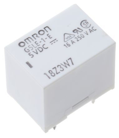 SPDT PCB Mount, High Frequency RF Relay 5V dc