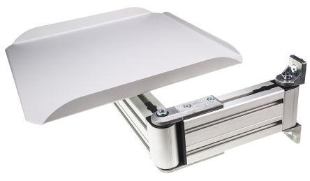 VDU Swivel Arm R500 & 415x415 Shelf