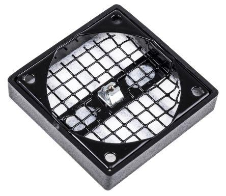 Fan Filter, Fan Mounted 65 x 65mm, for 60mm Fan PC, Synthetic Fibre
