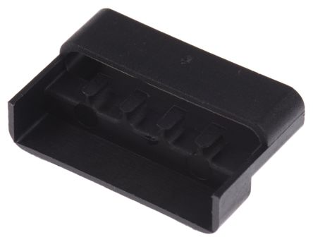 1.105 x 0.69 x 0.35in Terminal Cover for use with 6 VA Transformer product photo