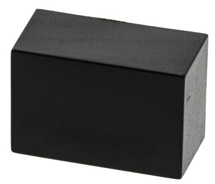 Black ABS Potting Box, 30 x 20 x 15mm product photo