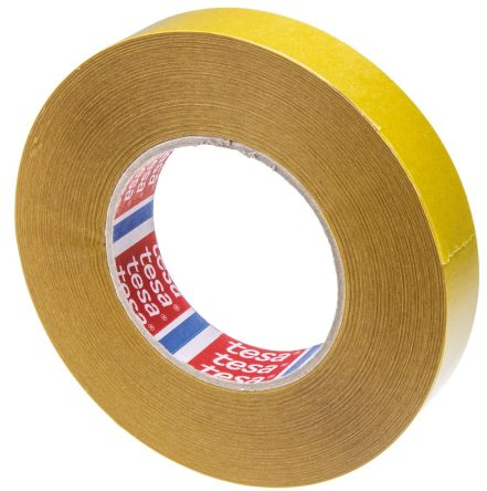 51571 Translucent Double Sided Cloth Tape, 25mm x 50m, 0.16mm Thick product photo