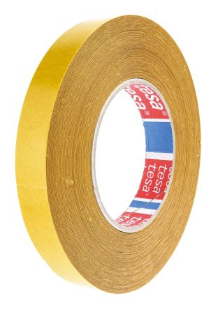 51571 Translucent Double Sided Cloth Tape, 19mm x 50m, 0.16mm Thick product photo