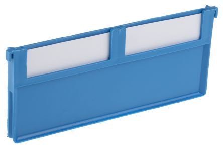 Front-to-Back Bin Divider for use with Size 2, Size 5, Dimensions80 x 188mm product photo