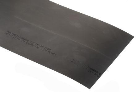 Green Steel Shim, 2.5m x 150mm x 0.1mm