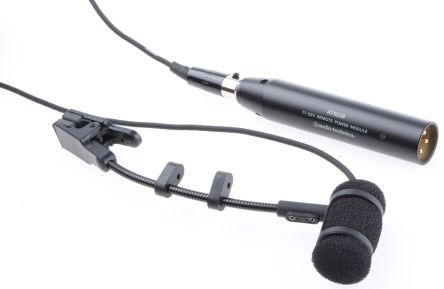 Audio-Technica Lavalier Wired Microphone PRO35 250Ω
