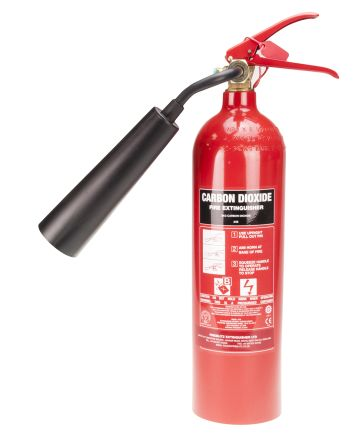 2kg Carbon Dioxide Fire Extinguisher for Electrical (B, E) product photo
