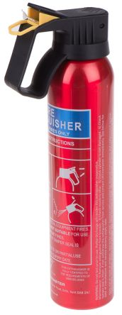 0.6kg Dry Powder Fire Extinguisher for Electrical, Vehicle (B, C) product photo