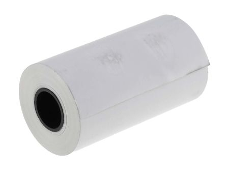 RS PRO White Thermal Printer Paper