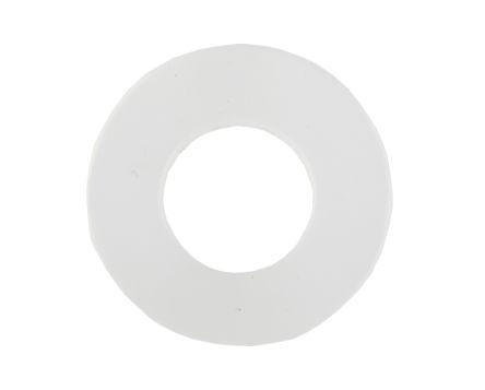 M4 Plain Nylon Tap Washer, 0.8mm Thickness