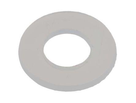 M5 Plain Nylon Tap Washer, 1mm Thickness