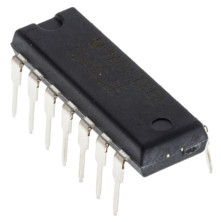 Texas Instruments CD4081BE, Quad 2-Input AND Logic Gate, 14-Pin PDIP