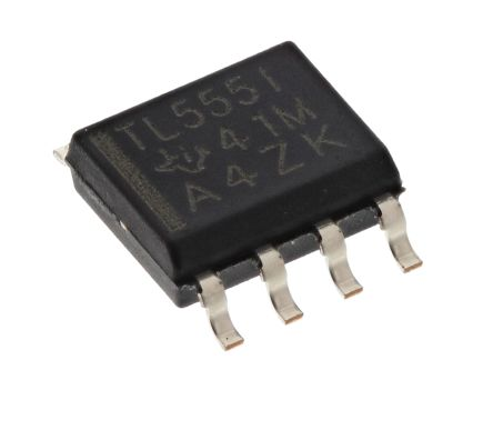 Texas Instruments TLC555IDR, Timer Circuit 2MHz, 8-Pin SOIC