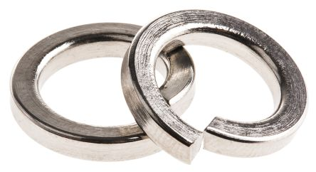 A2 stainless steel spring washer,M10
