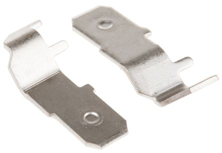 RS PRO Uninsulated Crimp Blade Terminal