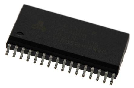 Alliance Memory, AS6C4008-55SIN SRAM Memory, 4Mbit, 55ns, 2.7 → 5.5 V 32-Pin SOP