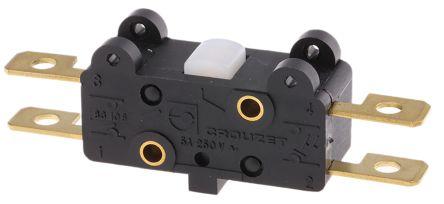 Limit Switch Plunger Polyamide, NO/NC, 250V