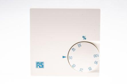 SPCOwallmount humidistat,24-230V 35-100%