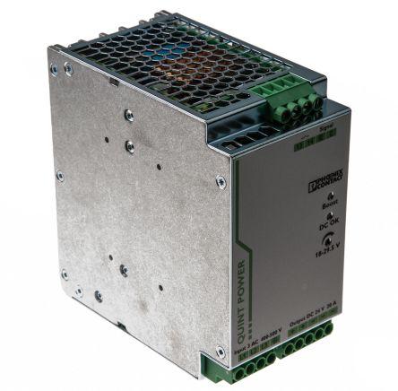 Phoenix Contact PSU - 400V ac Input Voltage, 24V dc Output Voltage, 20A Output Current