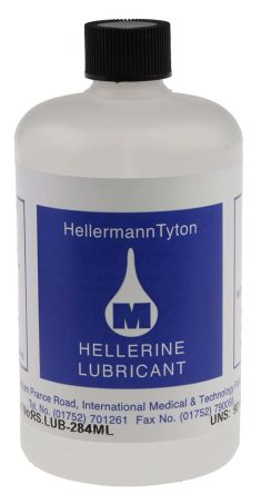 Cable Sleeve Tool Hellerine Lubricant, For Use With Tubing & Grommets