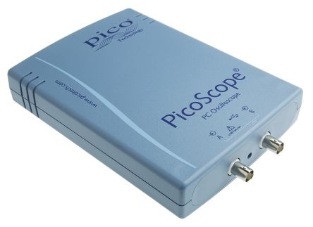 Case, Manual, Software, USB Cable 200 x 140 x 38mm PicoScope 4224 product photo