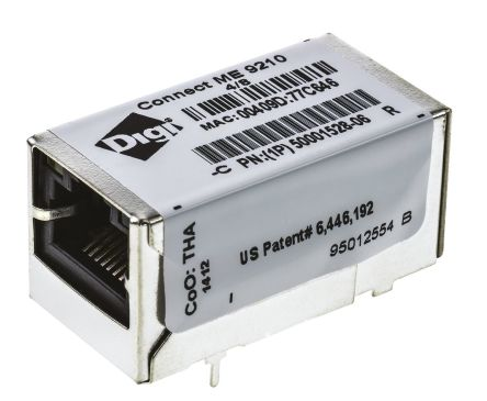 Digi International DC-ME-Y402-C Networking Module, 10/100 Base-T