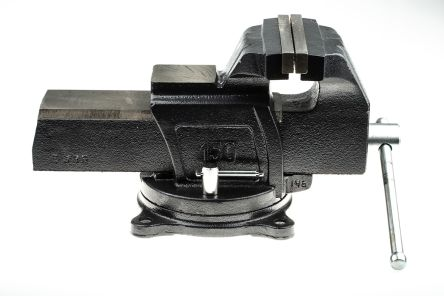 RS PRO Bench Vice 152.39mm x 100mm, 23.6kg