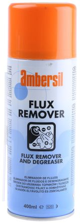 Ambersil 400 ml Aerosol Flux Remover for PCBs