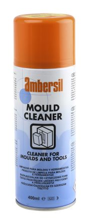 Ambersil 400 ml Silicone Mould Release Agent Metal, Plastic 50°C