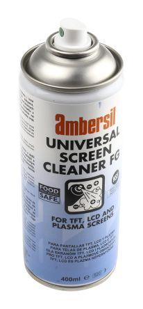 Ambersil 400 ml Aerosol Screen Cleaner for Glass,