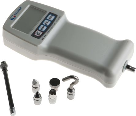 Sauter FK 1K. Force Gauge 1000Hz, Range: 1000N, Resolution: 0.5 N