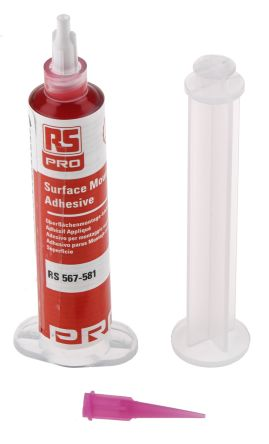 Heat curable surface mount adhesive,10ml product photo
