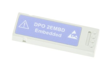 Tektronix Oscilloscope Module Analysis Module, Embedded Serial Triggering DPO2EMBD, For Use With MSO/DPO2000 Series