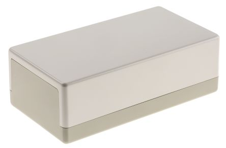 ABS Project Box, Grey, 120 x 65 x 40mm product photo