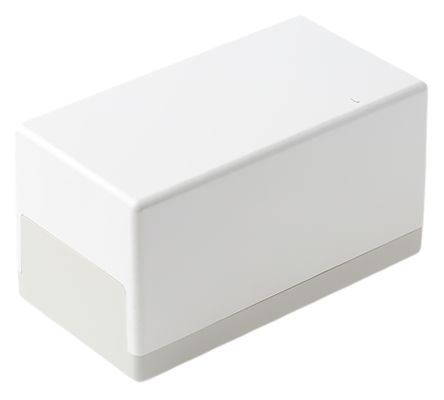 ABS Project Box, Grey, 120 x 65 x 65mm product photo