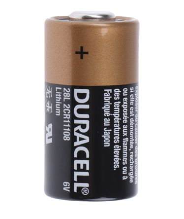 Ultra Photo 2CR11108 6V Lithium Manganese Dioxide Camera Battery product photo