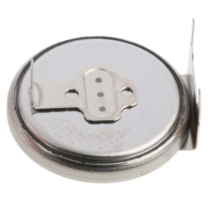 BR Button Battery, BR2032, 3V, 20mm Diameter product photo