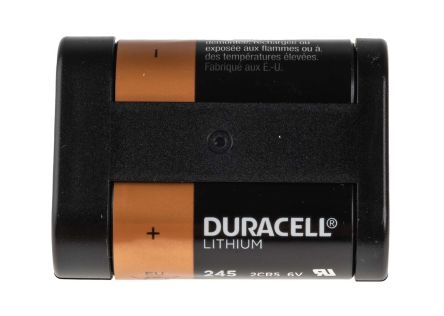 Ultra Photo 2CR5 6V Lithium Manganese Dioxide Camera Battery product photo
