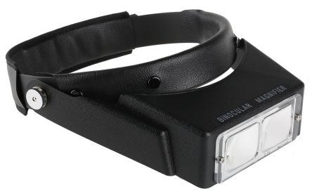 RS PRO Binocular Headband Magnifier - 2.7 x