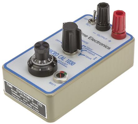 Time Electronic 1030 Current & Voltage Calibrator