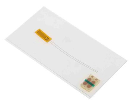 RS PRO Wire Lead Strain Gauge 3.5mm, 120Ω -30°C +80°C