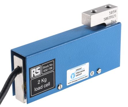 Compression Load Cell 2kg, 15V dc, IP65 product photo