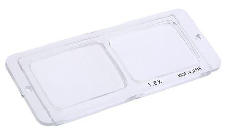 1.8x alternative headband magnifier lens