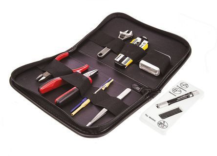 RS Pro 10 Piece Electronics Tool Kit