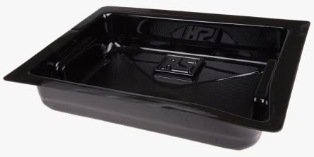 Drip Tray, RS PRO Polystyrene, W 300mm L 450mm H 100mm