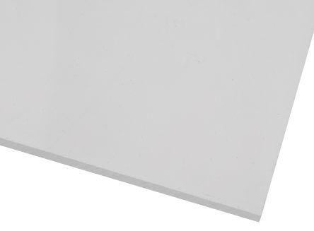 HDPE Sheet Black White Polyethylene Engineering Plastic Sheet size 500x300x3mm