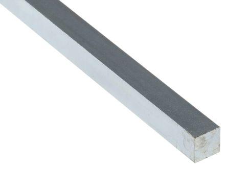 Key Steel Square Bar, 330mm x 8mm x 8mm